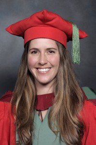 Morgan Trimble PhD Graduation