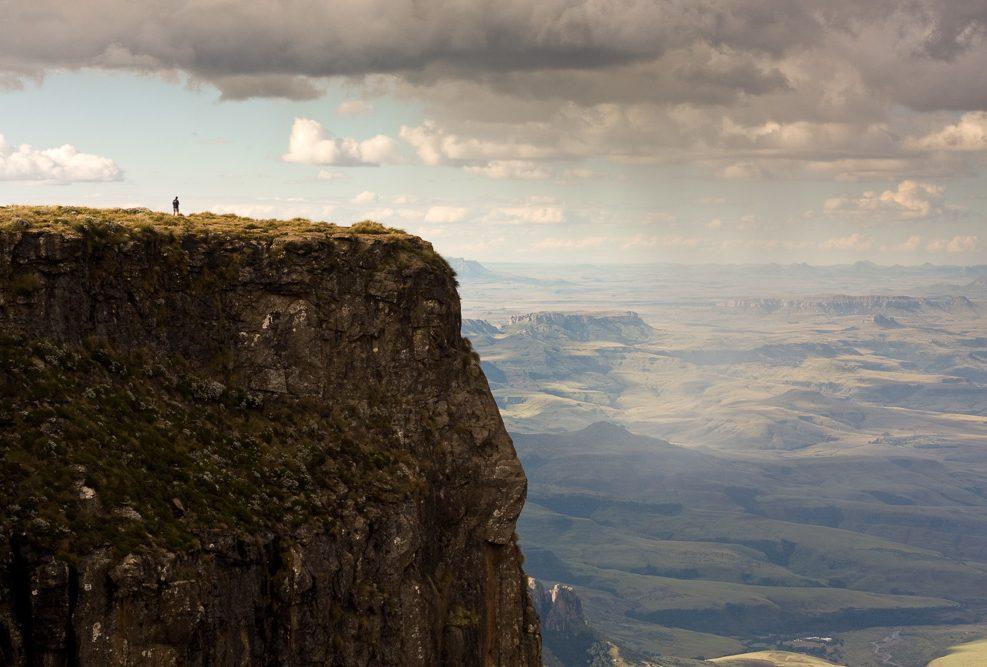 Drakensberg Amphitheater - South Africa