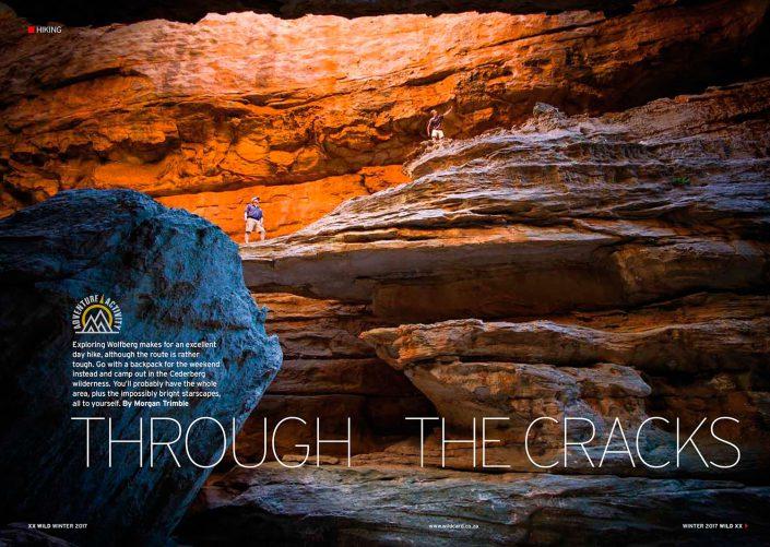 Wolfberg: Through the cracks