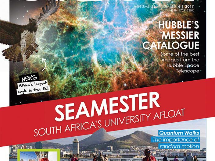 SEAmester: Plague of Plastics, SA's University Afloat and Science at Sea