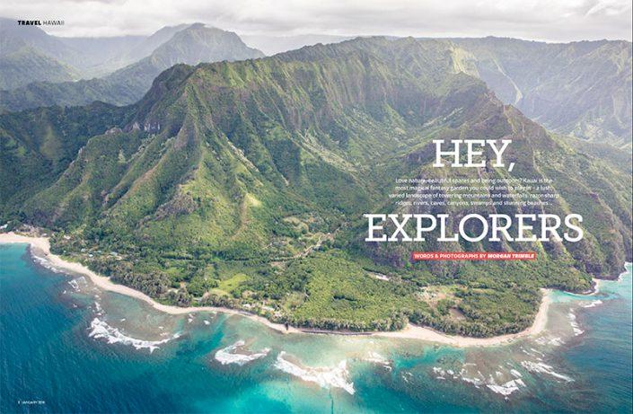 Kauai, Hawaii: Hey, explorers!