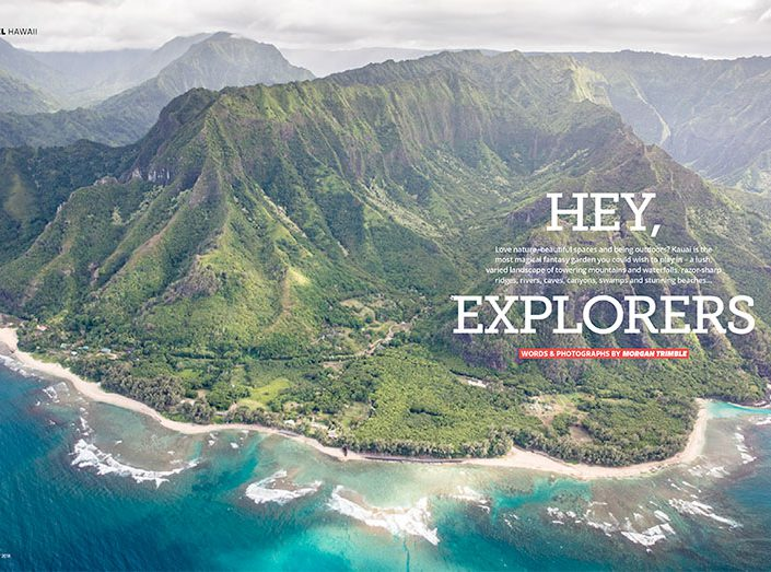 Kauai, Hawaii: Hey, explorers!