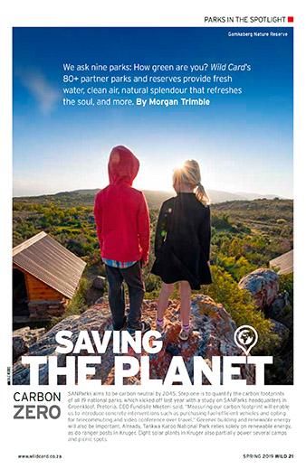 Saving the Planet: Celebrating 9 Green Parks