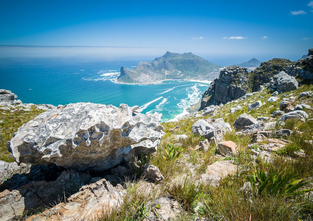 Eagles' Nest Lookout, Silvermine, Table Mountain National Park, 2017