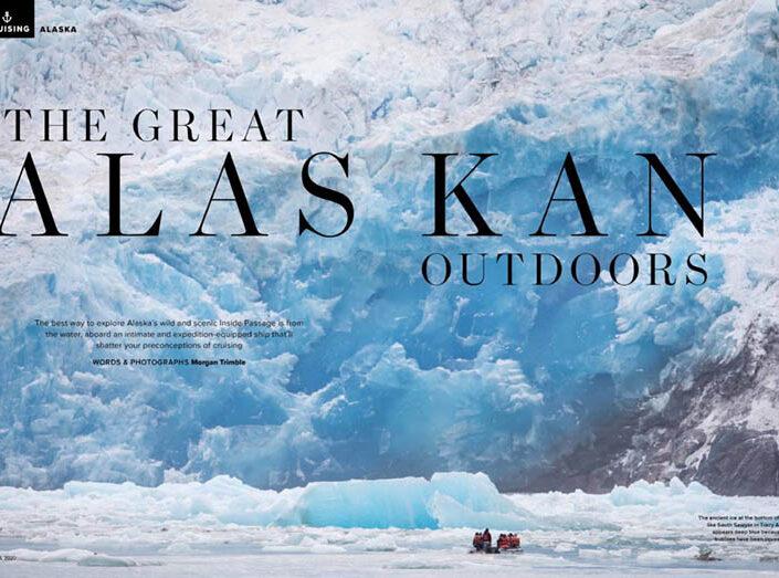 The great Alaskan outdoors